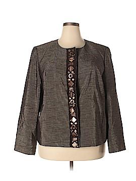 Ellen Tracy Jacket Size 18 (Plus)