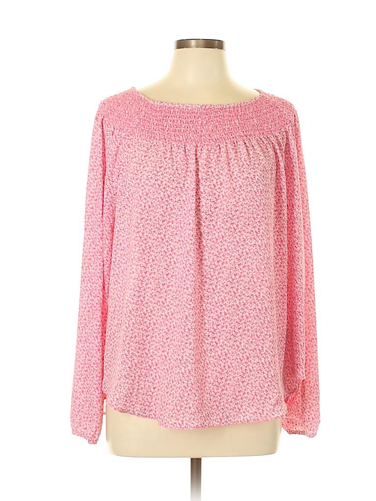 Gap Women Long Sleeve Blouse Size M