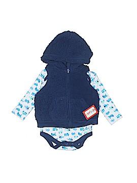 Kidgets Fleece Jacket Size 0-3 mo