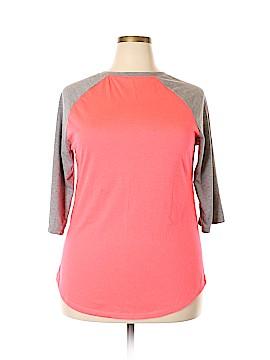 Athletic Works 3/4 Sleeve T-Shirt Size XXL