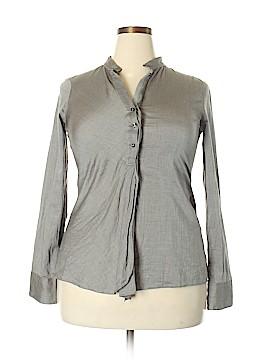 Brunello Cucinelli Long Sleeve Button-Down Shirt Size XXL