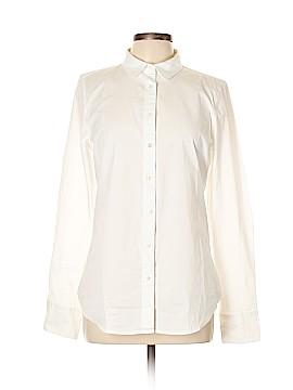J. Crew Long Sleeve Button-Down Shirt Size L (Tall)