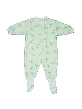 Snugabye Long Sleeve Outfit Size 3 mo