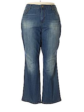 Bandolino Jeans Size 24 (Plus)
