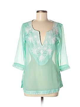 Soft Surroundings 3/4 Sleeve Blouse Size XS (Petite)
