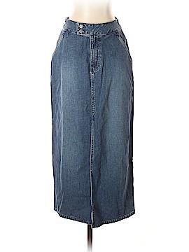 Liz Claiborne Denim Skirt Size 4