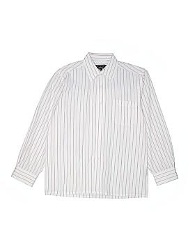 Weatherproof Long Sleeve Button-Down Shirt Size 16