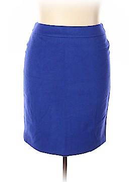 Garnet Hill Wool Skirt Size 18 (Plus)