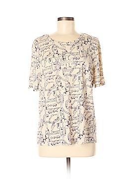 Tory Burch Short Sleeve T-Shirt Size L