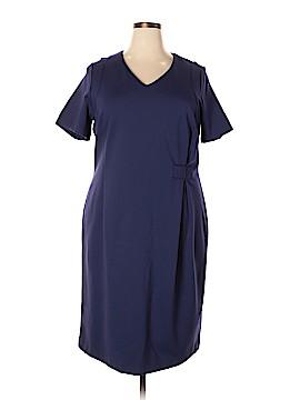 Ulla Popken Casual Dress Size 18 (Plus)
