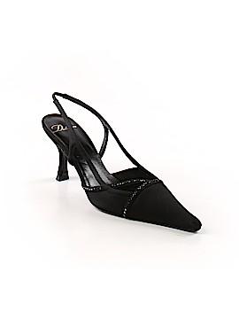 Delman Shoes Heels Size 6