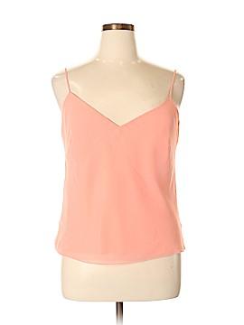 Jenny Yoo Collection Sleeveless Blouse Size 16