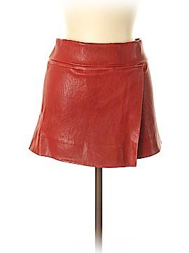 Isabel Marant Leather Skirt Size 40 (FR)