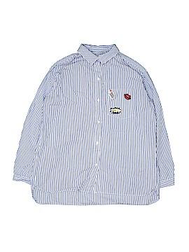 Zara Long Sleeve Button-Down Shirt Size 13 - 14