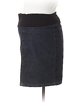 Bellyssima Denim Skirt Size M (Maternity)