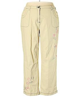 Denim Co Casual Pants Size 2X (Plus)