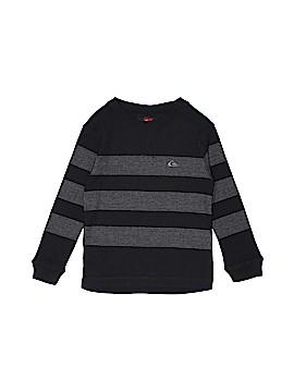 Quiksilver Long Sleeve T-Shirt Size 4T