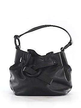 Sequoia Leather Shoulder Bag One Size