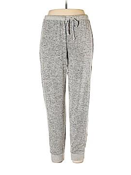 Pink Rose Sweatpants Size XL