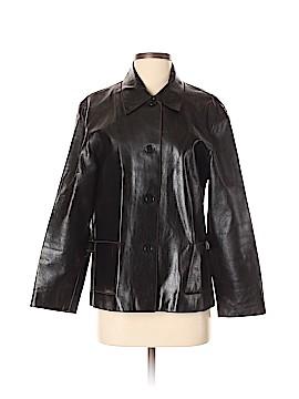 Rozae Nichols Leather Jacket Size L