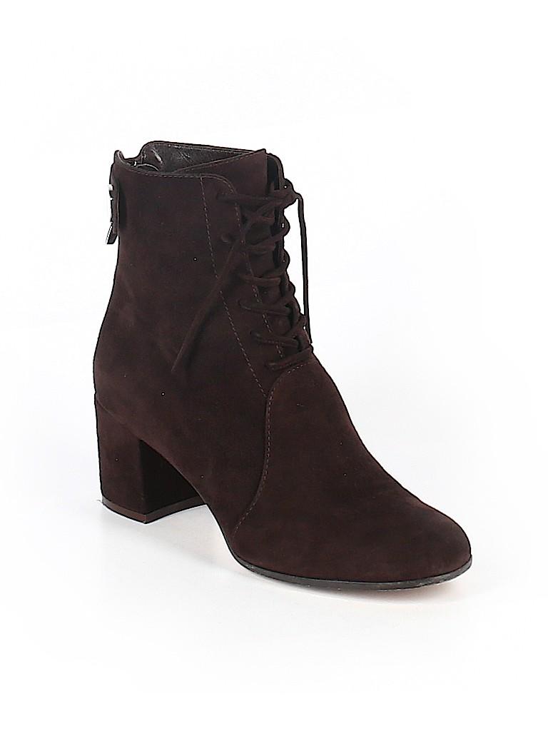Gianvito Rossi Women Ankle Boots Size 38.5 (EU)
