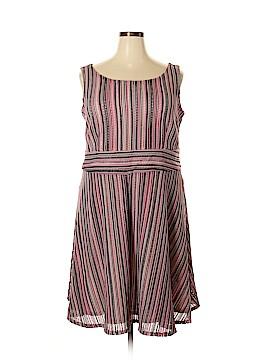 Gabby Skye Casual Dress Size 18W (Plus)