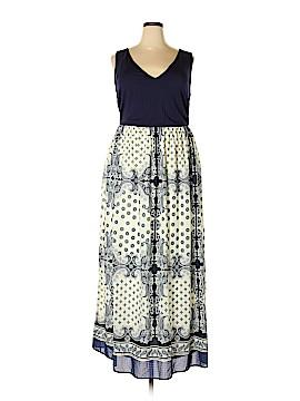 Doe & Rae Casual Dress Size 2X (Plus)