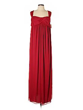 David's Bridal Cocktail Dress Size L