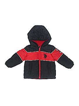 U.S. Polo Assn. Coat Size 12 mo