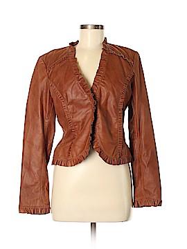 Bagatelle Leather Jacket Size 8