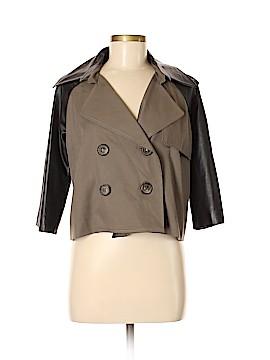 Mason Faux Leather Jacket Size 6