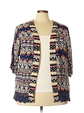 Solitaire Kimono Size 2X (Plus)