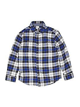 Gymboree Long Sleeve Polo Size 7 - 8