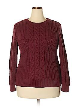 Nautica Pullover Sweater Size 2X (Plus)