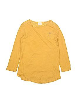 Zara Kids Long Sleeve Top Size 6