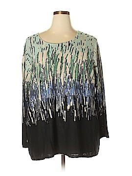 Nic + Zoe Pullover Sweater Size 3X (Plus)