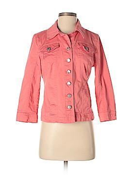 DressBarn Denim Jacket Size S
