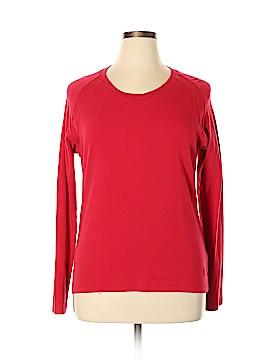 Danskin Now Long Sleeve T-Shirt Size XL