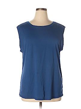 Danskin Now Sleeveless Top Size XL