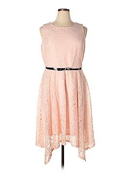 Elle Cocktail Dress Size XL