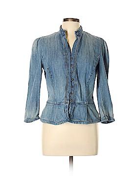 Lauren Jeans Co. Denim Jacket Size 10