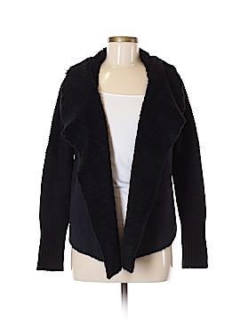 Joan Vass Faux Fur Jacket Size M