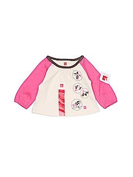 Tea Long Sleeve T-Shirt Size 3-6 mo