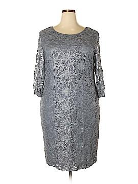 Onyx Nite Casual Dress Size 20 (Plus)