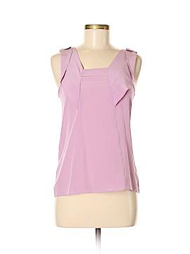 Miu Miu Sleeveless Silk Top Size 40 (EU)