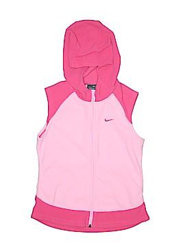 Nike Fleece Jacket Size 14