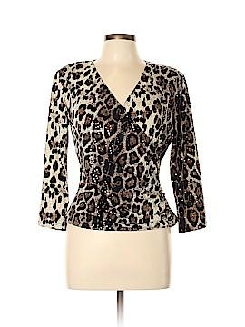 J.B.S. Long Sleeve Blouse Size L