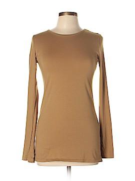 DownEast Basics Long Sleeve T-Shirt Size L