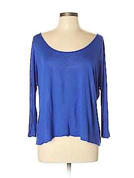 Carole Little 3/4 Sleeve Top Size L