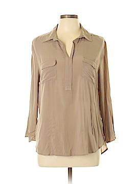 Grand & greene Long Sleeve Blouse Size L